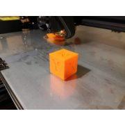 Creality nyomtatók - Összeépités, Beállítás, tesztelés: vételár 10%-a