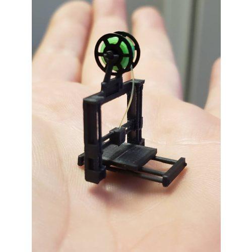 3D nyomtató használat betanítása, oktatás, tanácsadás
