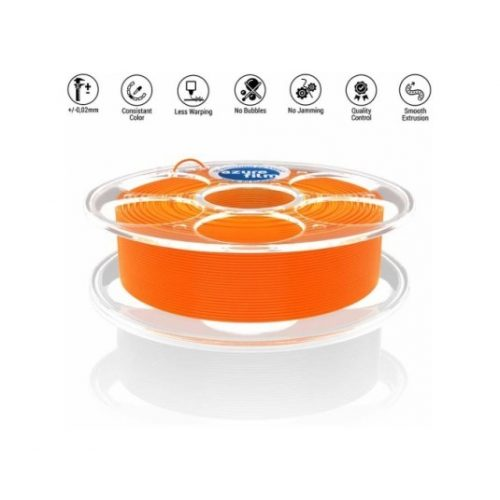 Azure ABS plus - narancs