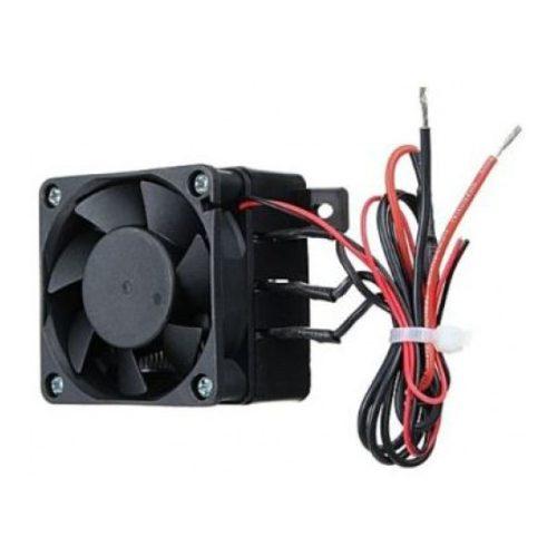 24V fan with 150W heater