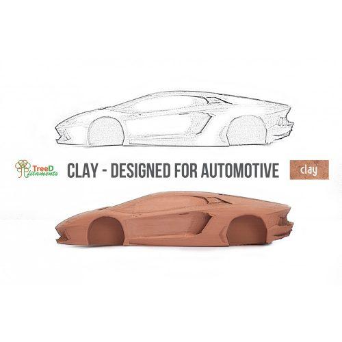 TreeD: Clay Evolution (kültérre)