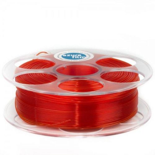 Azure PLA - transzparens piros
