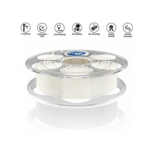 Azure PLA - Foggy White - Litho-hoz