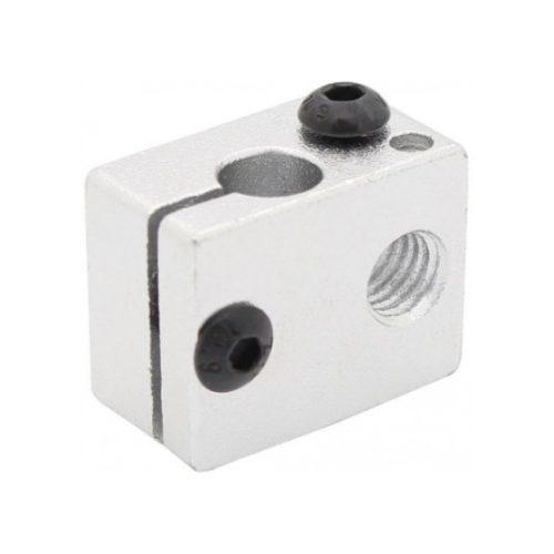 Aluminum heat block 20x16x12 E3D V6