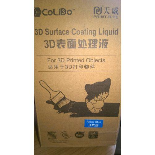 Felület kezelés - Surface coating liquid - Blue