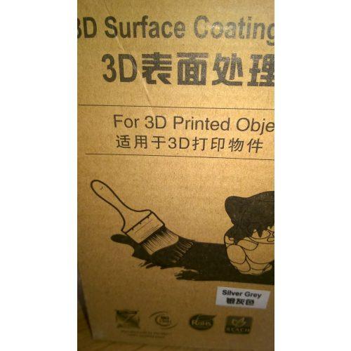 Felület kezelés - Surface coating liquid - Silver