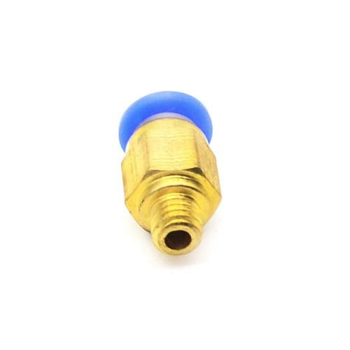 PC4-M5 Pneumatic Connector for Bowden Extruder – M5 Thread Push Fitting – PTFE
