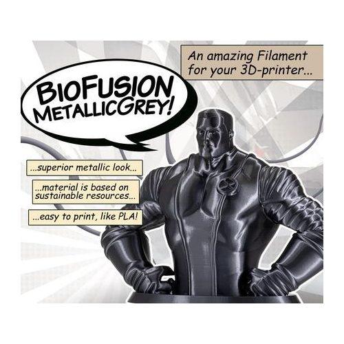 BioFusion - Metallic grey