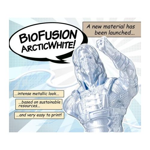 BioFusion - Artic White