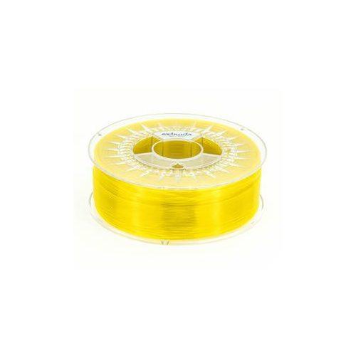 PETG - transparent Yellow