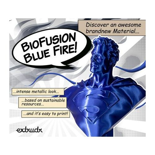 BioFusion Fire Blue