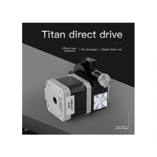 CR10 v2 Direkt drive Extrusion Pack - Titan