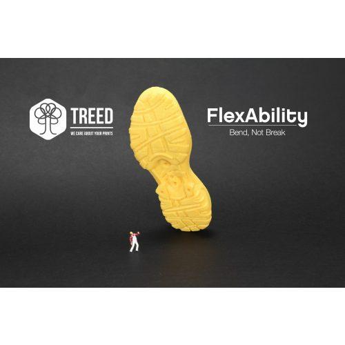 Flexability (TPE-E 78ShoreA)