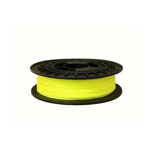 FilamentPM: TPE hard (shD 32) - fluorecent sárga - 50dkg
