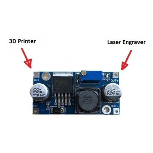 Board for Connecting Laser Engraver Creality Ender 3, Ender 3 PRO