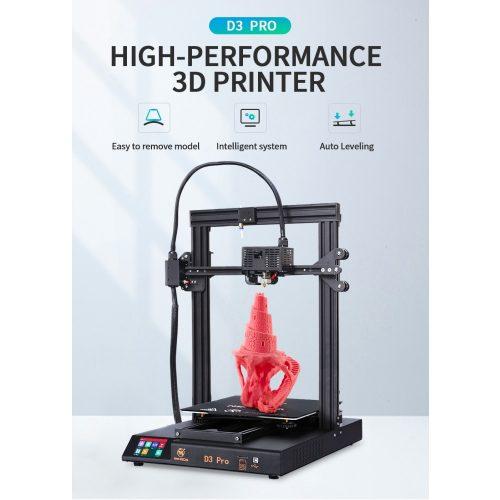 MINGDA D3 320*310*400mm 3d printer -- Elő rendelhető