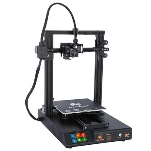 MINGDA D2 230*230*260mm 3D printer  - rendelhető