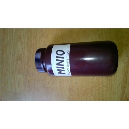 MiniQ Resin Budget – White Tough 0,5kg