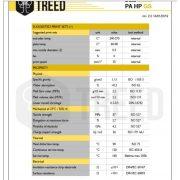 TreeD: PAHP Glass Fibre - fehér - 75dkg