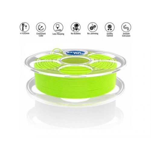Azure PETG - neon Lime