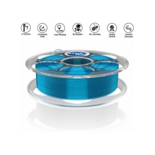 PETG Azure - transzparens kék