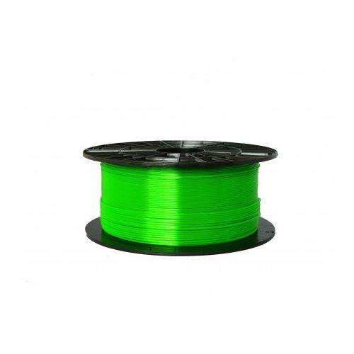 FilamentPM PETG - transzparens zöld