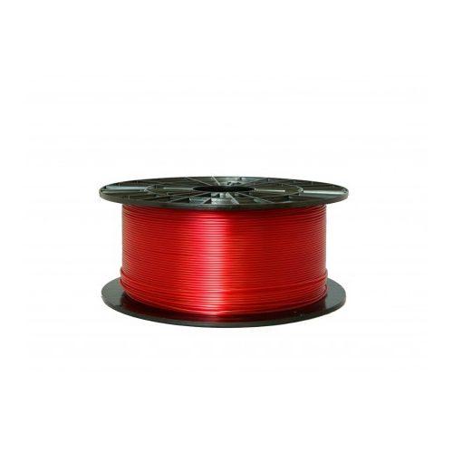 FilamentPM PETG - transparens piros