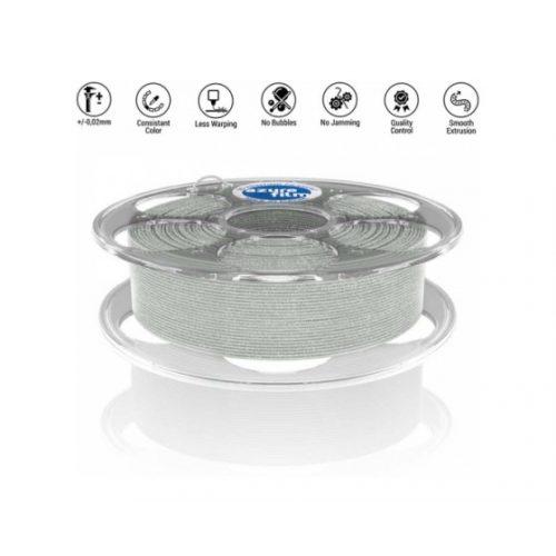 Azure: Glitter trasparent