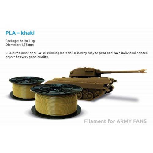Khaki PLA- harci modellekhez