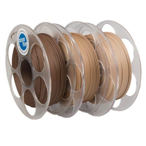 Fa tartalmú filament - vágott