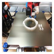 FLEXBED: 232x232mm Flexible Spring Steel PEI Print Bed with Magnetic Sticker