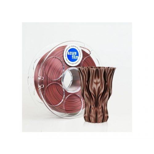 Azure PLA - Silk Dark copper