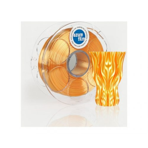Azure PLA - Silk Flame Orange