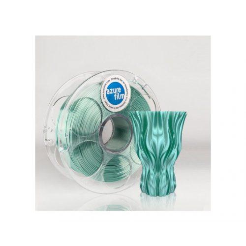 Azure PLA - Silk Turquoise Blue