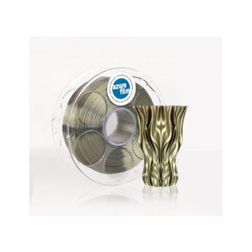 Azure PLA - Silk Olive Gold