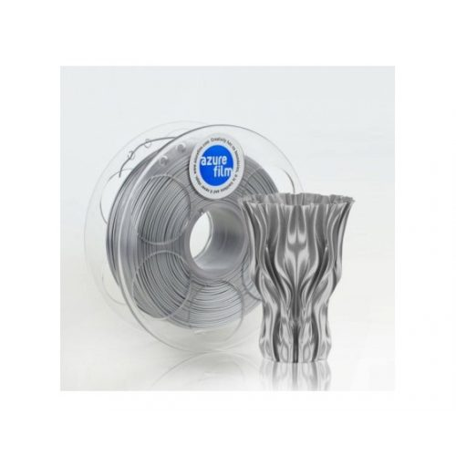 Azure PLA - Silk Silver