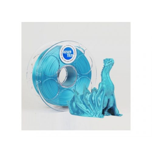 Azure PLA - Silk Sky Blue