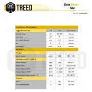 TreeD: T-MAT ABS - fehér