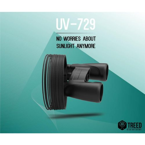 TreeD: ASA UV729 - fekete