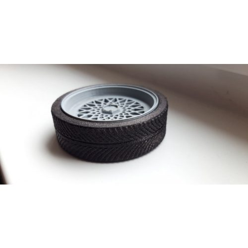 Azure: TPU soft (shA 85) - fekete - 30dkg
