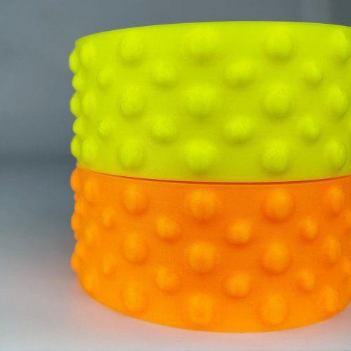 Azure: TPU medium (sh98) - neon sárga