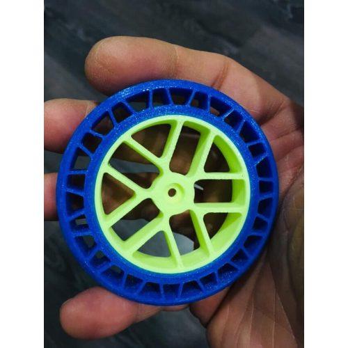 Azure: TPU medium (shA 98) - kék - 30dkg